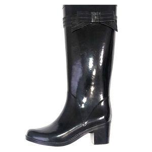 Kate Spade rain boots size 8